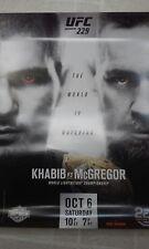 UFC 229 Poster - New - 18x24 Khabib vs McGregor 10/6/18