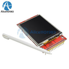 "3.3V 240x320 2.4"" SPI TFT LCD Touch Panel Serial Port Module with PCB ILI9341"