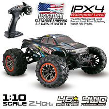 Hosim RC Car 1:10 Scale 4WD 2.4Ghz Off-road Remote Control Monster Truck 9125