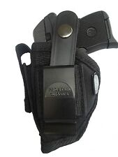 Hand Gun holster w/mag pouch fits Ruger LCP 380