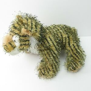Webkinz Tiger GANZ STRIPPED ANIMAL LONG HAIR