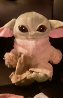 NEW SIZE! Baby Yoda Plush 7 inches VERY Cuddly!  FAST Shipping from US