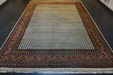 Großer Handgeknüpfter Perser Orientteppich Blüten Sarough MIR Carpet 255x350cm