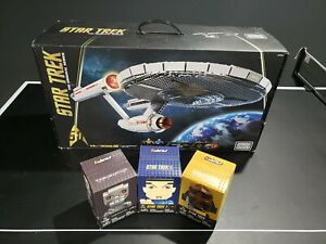 (NEW) Mega Bloks Star Trek U.S.S. Enterprise NCC-1701Construction Set + MORE...