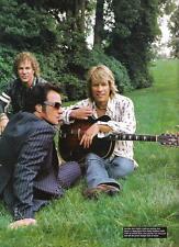 "BON JOVI guitar on the grass magazine PHOTO / Pin Up / Poster 11x8"""