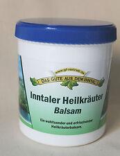 (39,80€/L) Inntaler Heilkräuter Balsam 500ml für Fuß,Bein,Arm und Körper