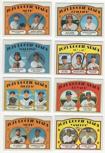 2021 Topps Heritage ROOKIE STARS Base - PICK YOUR CARD