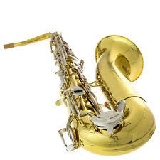 Pre Owned KING 615 Tenor Saxophone - Repadded PERFECT - Ships FREE WORLDWIDE