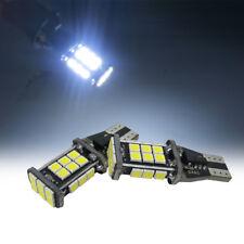 2x 24 SMD LED T15 W16W 3030 921 912 Backup Car Reverse Back Light Bulb White 12V