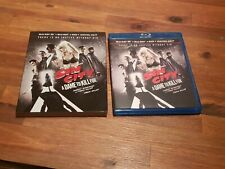 Sin City - A Dame To Kill For 3D  2014 LikeNew with slipcover. Authentic. PHOTOS