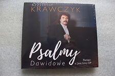 Krzysztof Krawczyk - Psalmy Dawidowe CD Pamięci o. Jana Góry OP POLISH RELEASE