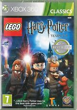 Xbox 360 LEGO Harry Potter Years 1-4 -- Classic Edition BRAND NEW