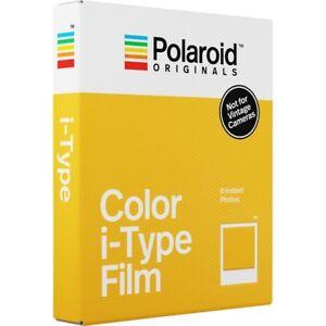 Polaroid Originals Colour Film For Polaroid i-Type Cameras