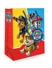 Paw Patrol Gift Bag-Medium Bag with Tag (PA017) FREE 2ND CLASS UK P&P!