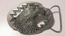 Siskiyou Cutout Eagle Belt Buckle 1988 Vintage