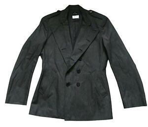 Paul Smith PS Gents Grey Pea Coat Size M