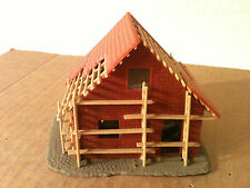 """TYCO PLASTIC SINGLE FAMILY TRACK HOME 3"""" WIDE N GAUGE TRAINS"""