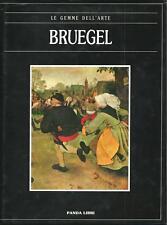 """Bruegel : Collana """" Le gemme dell'arte """" - cartonato con sovracc. - perfetto"""