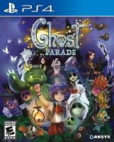 Ghost Parade PS4 PlayStation 4 Brand New Region Free