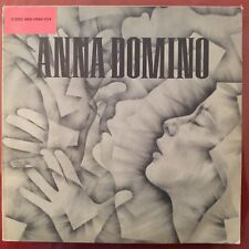 """Anna Domino – Rythm (Vinyl, 12"""", MAXI 45 TOURS)"""