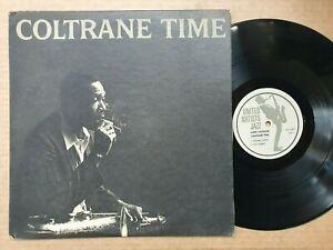 JOHN COLTRANE - COLTRANE TIME -  -  LP