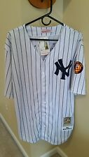 AUTHENTIC 1952 MICKEY MANTLE MITCHELL AND NESS NEW YORK YANKEES JERSEY SIZE 52