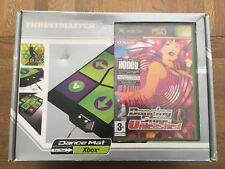 Dancing Stage Unleashed 1 + 2 + Dance Mat Boxed - XBOX - Never Used Tracking P&P