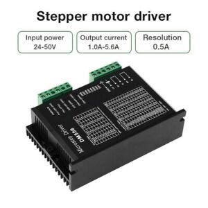 DM556 Nema23/34 Stepper Motor Driver 5.6A 2Phase Schrittmotor Treiber Controller