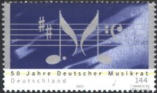 FRD (FR.Germany) 2346 (complete issue) unmounted mint / never hinged 2003 music
