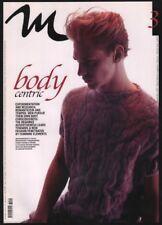 M Italian Fashion Magazine September 2007 Raf Simons Girogio Armani 112018DBE