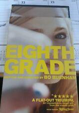 Eighth Grade DVD New w/slipcover