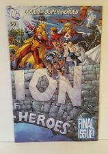 LEGION OF SUPERHEROES #50 VF THE FINAL ISSUE