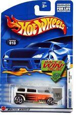 2002 Hot Wheels #13 First Edition Midnight Otto E910 crd pr5