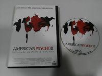 AMERICAN PSYCHO II EL LEGADO DE PATRICK BATEMAN - DVD ESPAÑOL ENGLISH