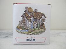 Americana Collection 1993 Liberty Falls Series Ah23 Duffy'S Mill New In Box