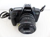 Canon EOS 650 Kamera Lens mit Objektiv Canon EF 35-70 mm 1 3.5-4.5        defekt