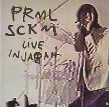 Primal Scream - Live In Japan Japanese CD Sealed