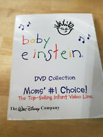 Baby Einstein (DVD 26-Discs BOX Set)very condition is used, very good condition
