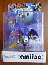 Meta Knight Amiibo Super Smash Bros Nintendo Switch Wii U 3DS *NEW*