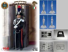 q ICM 16003 - CARABINIERE Italiano in alta tenuta  (Scala 1/16)