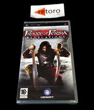 PRINCE OF PERSIA REVELATIONS SONY PSP Portable PAL Nuevo Precintado New Sealed