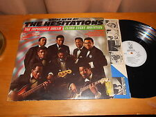 Hesitations 60s R&B NORTHERN SOUL DJ LP Where We're At USA ISSUE WHITE LABEL