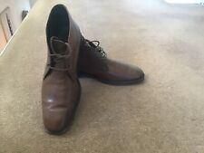 Tods Men's Leather Chukka boots size 7.5