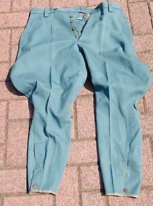 NVA Offiziershose Reithose Stiefelhose Breeches neuwertig Größe 48