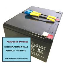 More details for rbc6 apc ups battery pack  - fully assembled smt1000i (su1000 & sua1000 range)