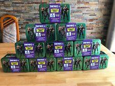 💥10x PANINI Fortnite Series 1 Tin Box with HOLO card SEALED english version💥