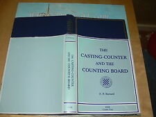 Barnard Francis Pierrepont: The casting-counter and the counting-board