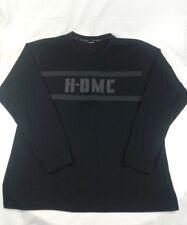 HARLEY DAVIDSON Mens H-DMC Black Long Sleeve Vented Armpit Shirt Size 3XL
