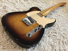 2011 Fender Classic Series 50s Telecaster in Two Tone Sunburst