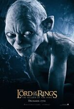 LORD OF THE RINGS RETURN OF THE KING POSTER 1 Sided ORIGINAL GOLLUM 27x40